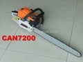 Gasoline Chain saw 72cc