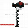 Gasoline Ground Drill  49cc