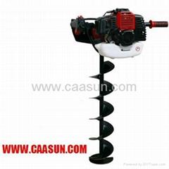Gasoline Ground Drill  49cc