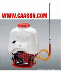 Knapsack Gasoline Power