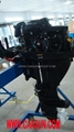 gasoline outboard motor