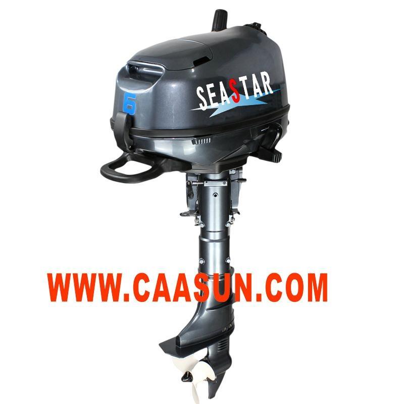 Outboard Engine 6hp 4 Stroke Outboard Motor Ce Standard