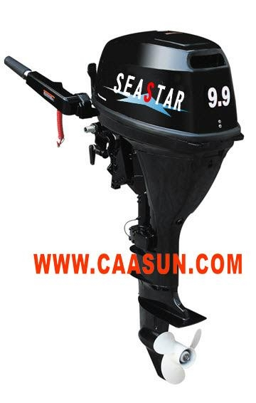 outboard engine 9.9hp 4 stroke