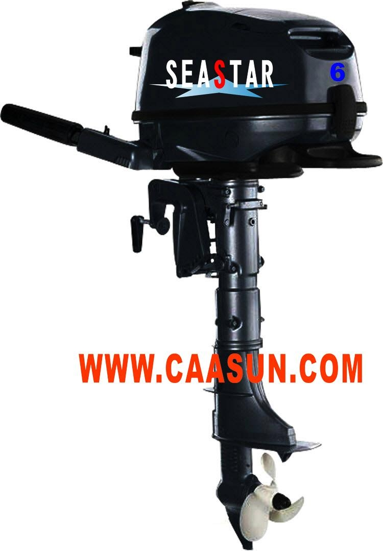6hp 4 stroke outboard motor outboards outboard engine for Four stroke outboard motor