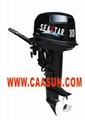 30hp 2Stroke Short shaft:Outboard motor