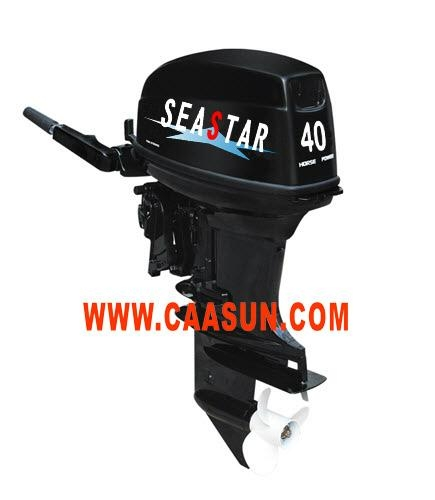 40 HORSE POWER outboard engine