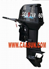60HP 2Stroke Outboard mo