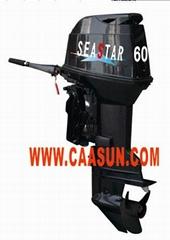 60HP 2Stroke Outboard mo