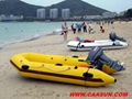2.3 Meter-5 Meter:Inflatable Boat outboard motor & outboard engine (Hot Product - 1*)