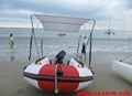 2.3 Meter-5 Meter:Inflatable Boat outboard motor & outboard engine 6