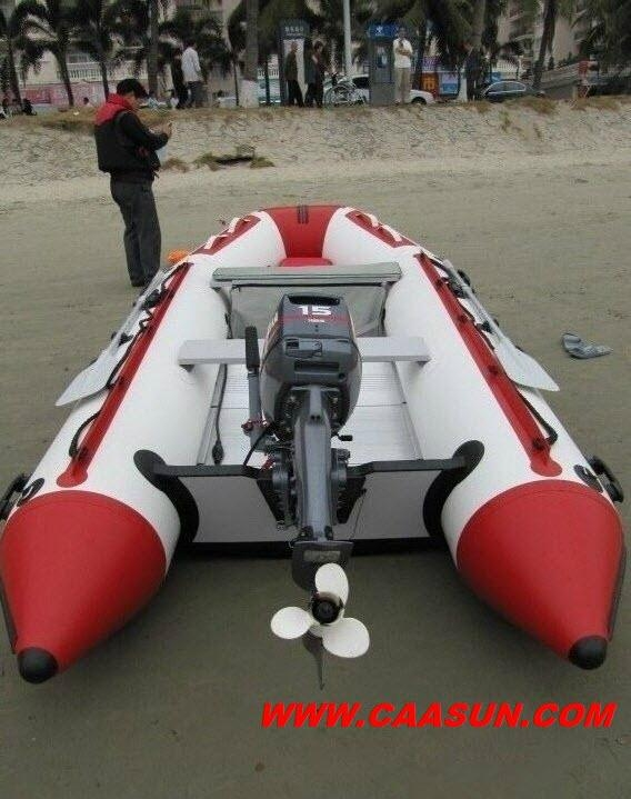 2.3 Meter-5 Meter:Inflatable Boat outboard motor & outboard engine 5