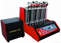 Automatic 8 Cylinders Injector tester &