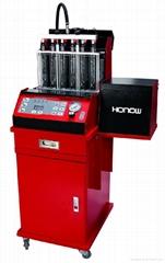 6缸噴油嘴檢測清洗機
