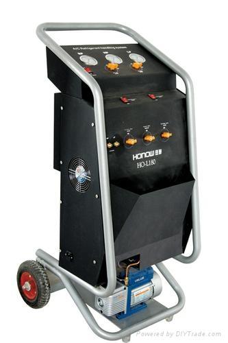 diy refrigerant recovery machine