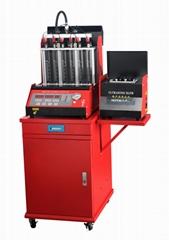 4缸喷油嘴检测清洗机