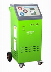 HO-L500 Semi-auto refrigerant filling & recovery machine