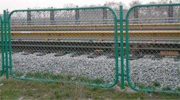 鐵路護欄 3
