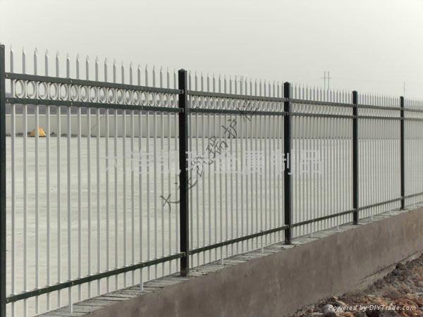 鐵藝柵欄 1