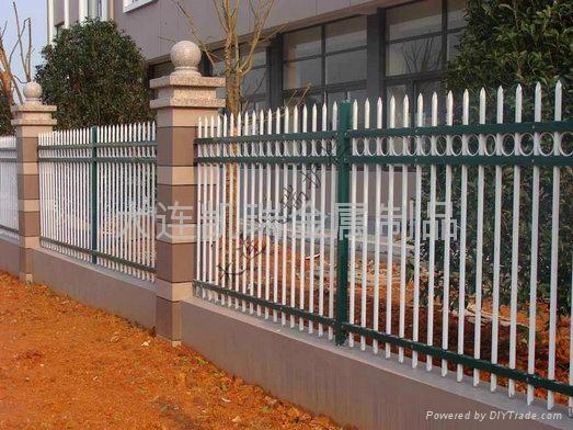 鐵藝柵欄 3