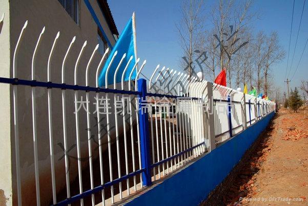 圍牆柵欄 3