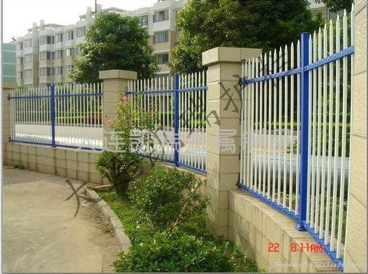 圍牆柵欄 5