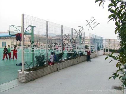 體育場圍網 1