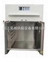 Hot air circulation drying oven