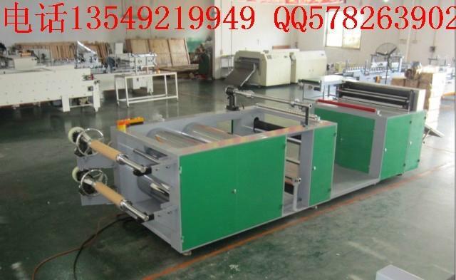 Transparent PET roll flattening slicer 1