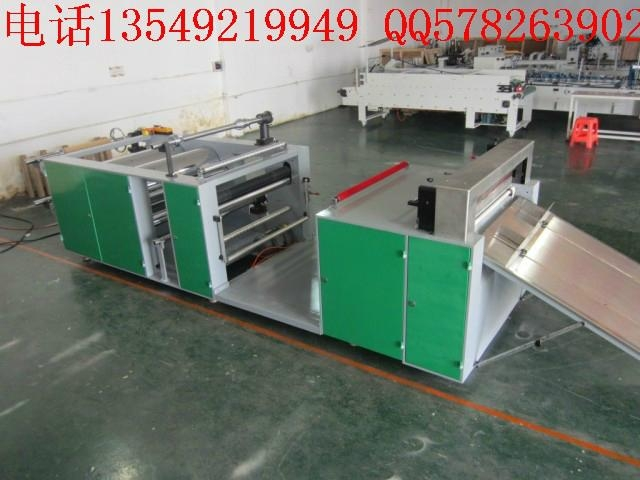 Transparent PET roll flattening slicer 2