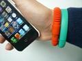 手環觸控筆 硅膠手環電容筆 硅膠觸屏筆手腕筆 4