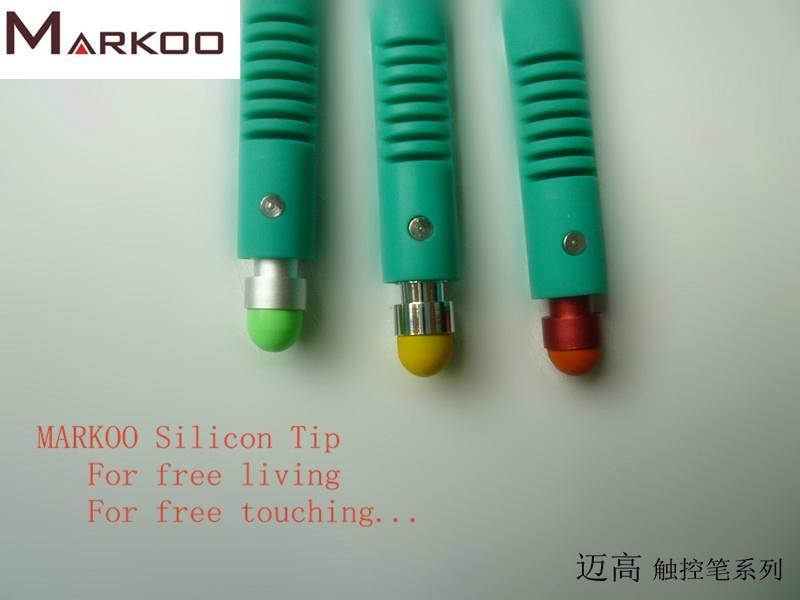 手環電容筆 硅膠手環觸控筆 觸屏筆手環 3