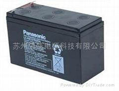 现货销售Panasonic松下蓄电池