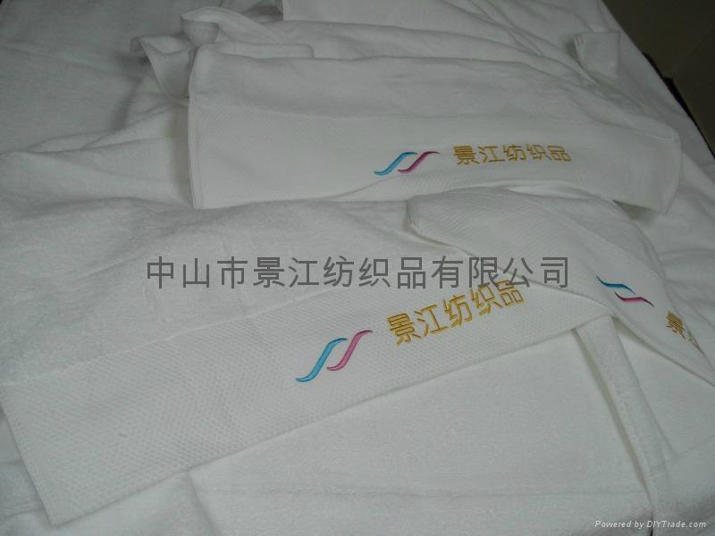 酒店毛巾桑拿毛巾 2