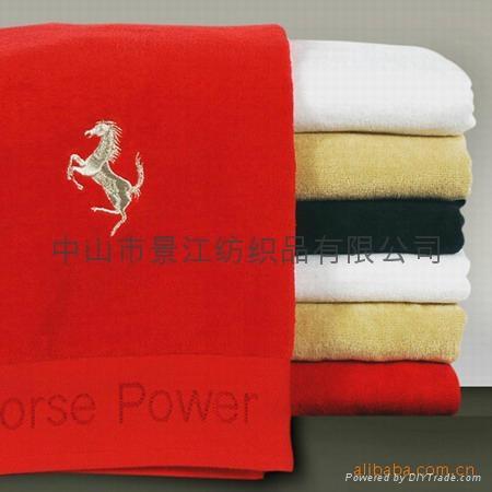 酒店毛巾桑拿毛巾 4