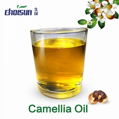 Organic Crude Camellia Oil (Industrial Use 101)