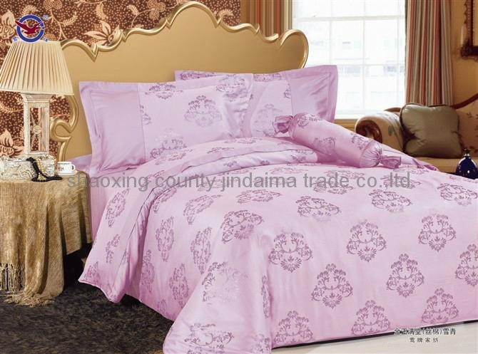 100% cotton hometextile bedding set  1