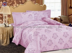 100% cotton hometextile bedding set