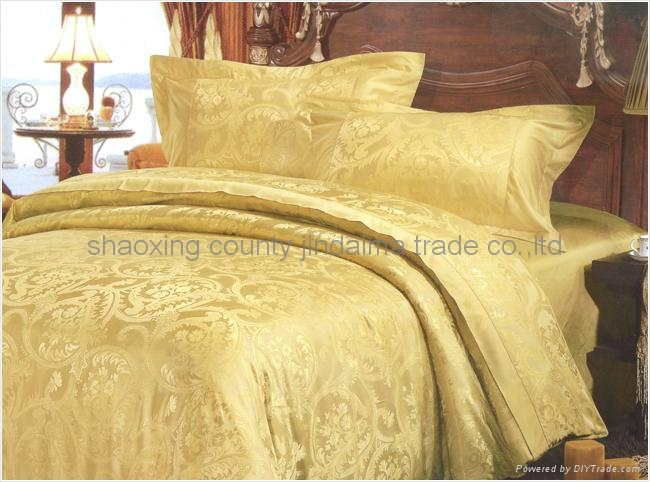 100% cotton hometextile bedding set  4