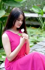 100% polyester  woman ladies dress  fabric