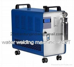 water welding machine 305T with 300 liter per hour hho gases newly