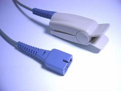 S0010A  DS-100A Finger SPO2 sensor, Adult,reusable