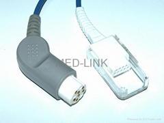 S0005  DATEX SPO2 ADAPTER CABLE