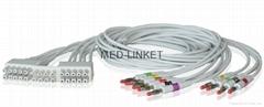 EKG lead wires