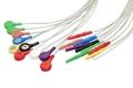 Holter ECG電纜引線 4