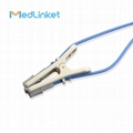 Philips/HP M1194A adult ear clip SPO2 sensor
