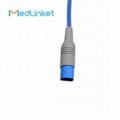 Philips/HP M1194A adult ear clip SPO2 sensor