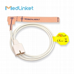 Nellcor N25 Neonatal/ Adult disposable spo2 sensor