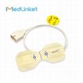 Datex-Ohmeda 3740 adult disposable spo2 sensor