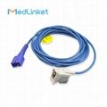 Nellcor oximax 2500 Pediatric finger clip spo2 sensor, 3M