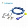 Nellcor oximax Adult ear clip sensor spo2 sensor , 3M